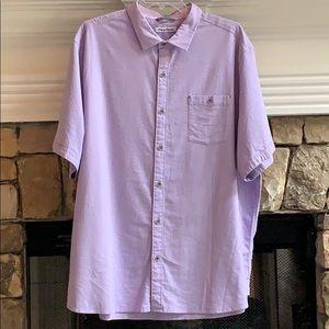 Tommy Bahama Corvair Stretch-Cotton Shirt XXXL